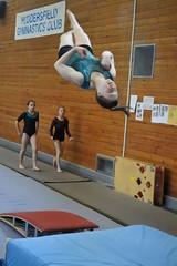 Twisting 2 (gavinkenyon564) Tags: face train training twist gymnast gymnastics salto tumble forward gurning rebound somersault twisting