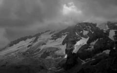 Buio sul ghiacciaio (lincerosso) Tags: mountains landscape estate roccia montagna luce paesaggio dolomiti bellezza marmolada ghiaccio ghiacciaio armonia