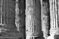 Zeus watching (ArheoTamara) Tags: history temple ancient athens greece zeus column acropolis olimpian
