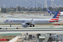 N102NN   LAX (airlines470) Tags: airport american msn lax airlines 737 5860 a321231 n102nn