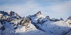 (thecodemaker) Tags: blue winter snow alps clouds switzerland zermatt matterhorn alpi nori elvetia iarna albastru zapada nikond80