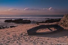 playas-barca (Franreme) Tags: canon atardecer arena cadiz 5d playas rocas tarifa costas
