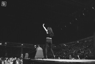 12-02-16 // Against The Current at Manchester Arena // Shot by Carl Battams