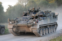 T.J. Neate Copyrighted Photograph (Neatescale) Tags: warrior britisharmy recovery salisburyplain tanks reme mrv spta