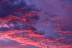 Eastern Sky (Totally Realistic Visionz) Tags: morning sky colors beautiful clouds sunrise earlymorning pinksky