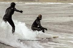 DSC_8614 (2) (Donnie Nicholson) Tags: waves surfer rockawaybeach surfergirl yesterdayswaves