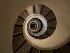 Torre de Santa Catalina. Valencia (alcahazada) Tags: valencia arquitectura torre escalera espiral caracol campanario peldaos