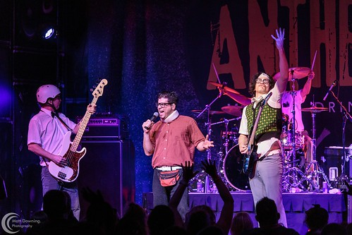 The Spazmatics - March 4, 2016 - Hard Rock Hotel & Casino Sioux City