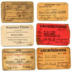 Railroad Identification (Dave Redman pics) Tags: railroad history train buffalo erie telegraph lackawanna attica castile westernunion