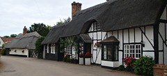 [40116] Flitton : 9 Brook Lane (Budby) Tags: house bedfordshire 18thcentury timbered flitton