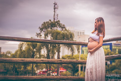 Ensaio Isabela Hackamann (Fernando Martins - Fotografias) Tags: baby bebê fotografia gravidez sapato mamadeira gravida gestante fernandomartins bosquemaia ensaioexterno