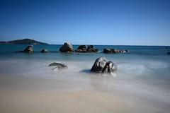 Le piccole cose (Sante sea) Tags: sardegna sea long exposure mare ogliastra orrì