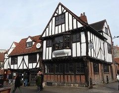 [40234] York : 2-4 Jubbergate (Budby) Tags: york restaurant northyorkshire timbered