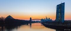 Skyline.jpg (Grandblog) Tags: skyline canon eos lowlight european frankfurt central bank 5d ef 1740 ezb