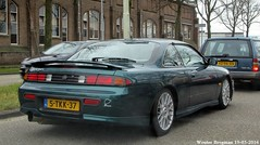 Nissan 200SX Turbo 1999 (XBXG) Tags: auto old holland classic haarlem netherlands car japan japanese automobile nissan nederland 1999 voiture turbo 200 paysbas japon ancienne sx asiatique 200sx japonaise nissan200sx 5tkk37