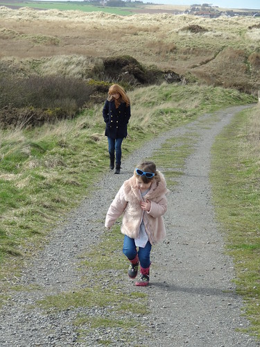 Slains Castle walk