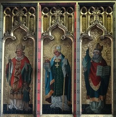 [40217] Holy Trinity, Micklegate, York : Reredos (Budby) Tags: york church altar northyorkshire reredos