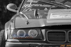 E36 Turbo (wiltjay21m) Tags: france alps de french bmw e30 drift chamrousse e36 championnat