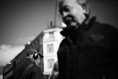(bendikjohan) Tags: street people bw white black streets film oslo norway photography blw fuji candid 1600 environment fujifilm neopan scandinavia bnw environs scandinavian bl