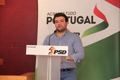 "Debate ""Portugal, que futuro?"" e Tomada de Posse NESD-FDL"