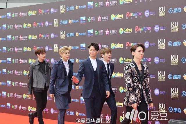 160329 SHINee @ 2016 KU Asia Music Awards' 25920707490_3e5d796046_z