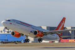 DL1L4055 (rubicon_dan) Tags: boeing spotting 737 yul 737800 sunwing 738 cfyjd