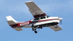 Cessna T210L Centurion N525KW (ChrisK48) Tags: airplane aircraft 1975 centurion 210 dvt phoenixaz t210 kdvt phoenixdeervalleyairport cessnat210l n525kw