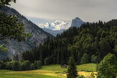 Samons, Haute-Savoie (Micleg44) Tags: mountain france alps montagne alpes hdr hautesavoie samoens rhonealpes photomatix larosire