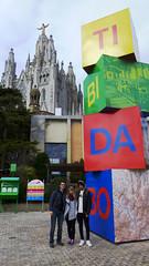 TI BI DA BO (kevindalb) Tags: barcelona park spain erasmus espana catalunya barcellona tibidabo barcelone spagna espagna catalogna 2016 catalonie