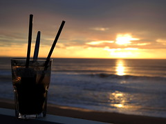 Anglet, Vent d'Ouest, mojito et coucher de soleil (64) (Jnorme) Tags: mojito paysbasque ocan anglet