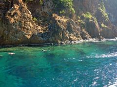 Morning Snorkeling (Kjunstorm) Tags: travel water landscape outdoors island islands landscapes travels outdoor snorkeling bvi britishvirginislands waterscape watersport worldtravel waterscapes emeraldwater