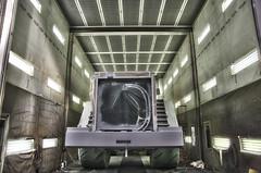 992K (xnoszam) Tags: cat machine peinture caterpillar loader tp cabine chargeur 992k bergerat monnoyeur