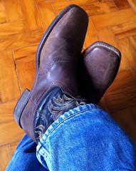 cowboy01 (Suitbr) Tags: cowboy boots roper