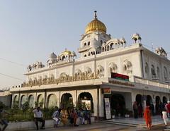 SikhTempleNewDelhi001 (tjabeljan) Tags: india temple sikh newdelhi gaarkeuken sikhtemple gurudwarabanglasahib