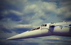 -144  Tupolev Tu-144 (vadim.zhuravskiy) Tags: plane aviation avia tupolev   tu144  144