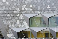 - triangles - (Jacqueline ter Haar) Tags: triangles nijmegen lent triangel sporthal