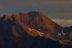 Tatra Mountains (RafalZych) Tags: travel sunset mountain mountains rain landscape rainbow nikon outdoor poland peak telephoto nikkor lesser vr tatry tatra zakopane 70300 d90 carpathia gliczarow podhale gorny gliczarw