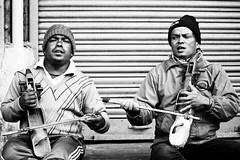 RESONANCE (Marvin Jonah Lepcha) Tags: street nepal music singing song candid traditional instrument nepali