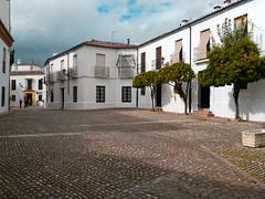 Ronda, Andalousie: Plaza de Mondragn. (Marie-Hlne Cingal) Tags: espaa andaluca ronda espagne andalousie andalousia