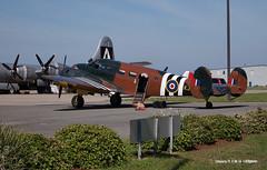 160330_03_C45 (AgentADQ) Tags: plane airplane airport force florida aviation air international leesburg 18 beechcraft beech commemorative c45 bucketofbolts expeditor