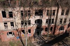 Beelitz-Heilsttten (elmada) Tags: hospital germany deutschland baum tb zeit tuberculosis elmada beelitzheilsttten baumzeit beelitz baumkronenpfad tuberculosishospital heilsttten baumundzeit