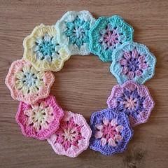 Rows 2 & 3  #crochet... (Strawberry Latte) Tags: crochet crochetwip crochetblanket uploaded:by=flickstagram instagram:photo=1168272542147116922391400350
