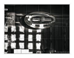 Lobby Reflections,Hilton Hotel, Madrid, Spain, #203 (Vincent Galassi) Tags: madrid blackandwhite usa abstract reflections hotel photo spain shadows lasvegas nevada vincent hilton vg galassi vincentgalassicom