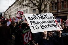 0M8A6800 (Brigadier Chastity Crispbread) Tags: uk england london april socialism jamesguppy antiausterity