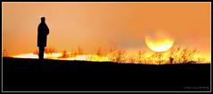 At the crying widower hill (nyomee wallen) Tags: sunset sun love silhouette sad hill lonely missingyou lovehurts sadsunset lonelyandsad sillhouttee sadmad ripprince atthecryingwidowerhill aloneinthesunsetevening toosadtobealone