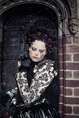 Elfia Haarzuilen - 9 (henk.vanrijssen) Tags: castle fairytale sad mourning crying elf fantasy eff 2016 elffantasyfair haarzuilen fantasyfair elffantasy elfia