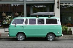 Chevrolet Sportvan (bballchico) Tags: seattle chevrolet ballard van carsonthestreet sportvancustom