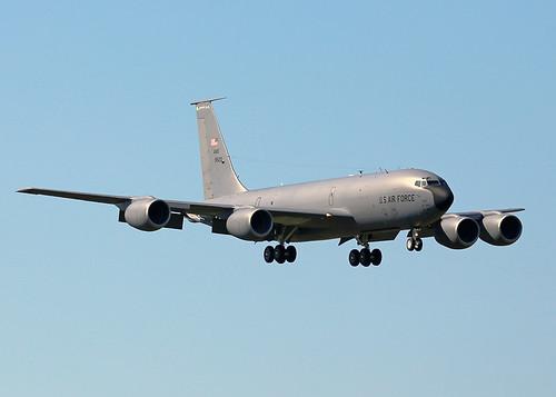 91520 Boeing KC-135T Stratotanker US Air Force