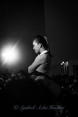 Model B&W (Syahrel Azha Hashim) Tags: travel light portrait bw detail pose blackwhite model nikon photographer dof bokeh event portraiture malaysia handheld kualalumpur shallow kl d5000 syahrel