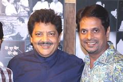 Damodar Raao and Udit Narayan (Damodar Rao) Tags: music industry film best director producer narayan hindi rao udit ajay ajy yadav amod damodar bhojpuri raao